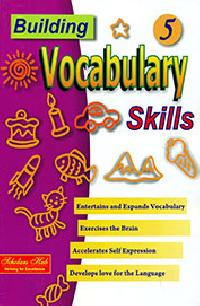 Building Vocabulary Skills 5