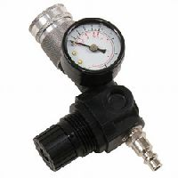 Pressure Gauge Regulator
