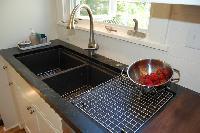 single bowl single drain sinks