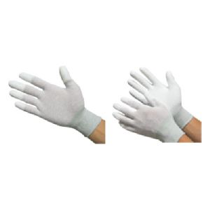 Esd Pu Finger Coated Gloves