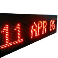 Message/ Moving Display Board
