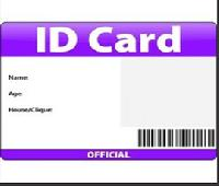 Printed ID Cards