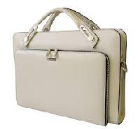 Leatherite Ladies Laptop Side Bag