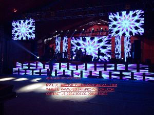 led video advertising wall services
