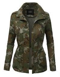 Camouflage Ssb Military Detachable Arms Jacket