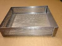 Pharmaceutical Fabricated Stainless Steel Trays