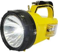 Diamond LED Rechargeable Torch