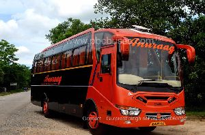 Ac Luxury Bus