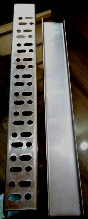 Stainless Steel 304 Perforated Cable Tray