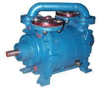 Two Stage Liquid Ring Vacuum Pump
