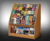 Literature Display Racks