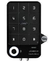 Yale Digital With RF Card Rim Lock YDR 333