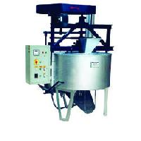 rice flakes machine
