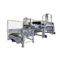 Pellet Frying Line 300 - 1000 Kg / Hr
