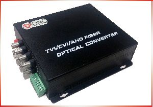 Hd Video Over Fiber Converter