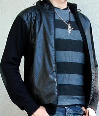 Polyester Mens Jacket