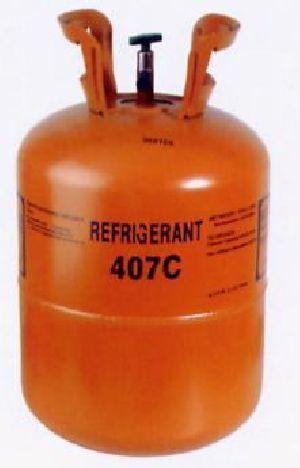 R407c Refrigerant Gas Cylinder