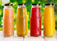 Glass Juice Bottles