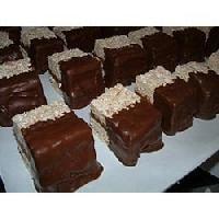 Homemade Rice Crispy Chocolates