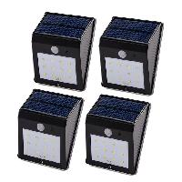 Solar LED Motion Sensor Focus Lamp
