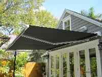 Retractable Motorized Awnings