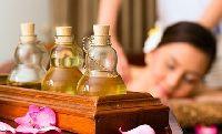 Invigorating Massage Oil