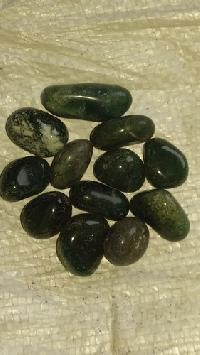 Natural Green Pebble Stones