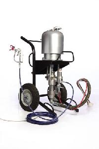 Spray Painting Machine