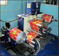 Doctoring & Winding Rewinding Machine