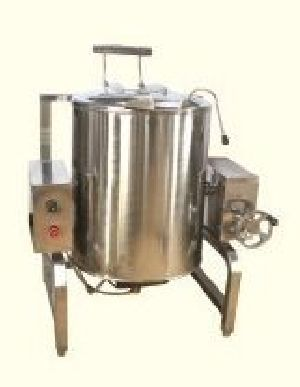 Commercial Tilting Bulk Cooker