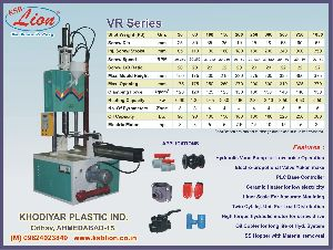 Plastic Ball Valve Making Moulding Machine