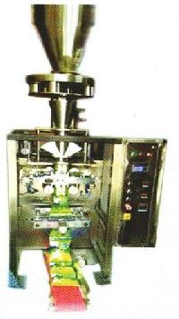 Semi Automatic Collar Type Form Fill Sealing Machine With Servo Auger Filler