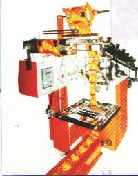 Semi Pneumatic Conveyor Filling Machine
