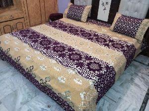 Fancy Velvet Bedsheet