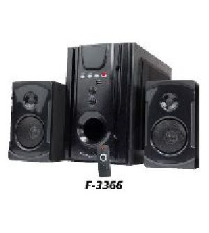 F-3366 2 In 1 Home Theater System