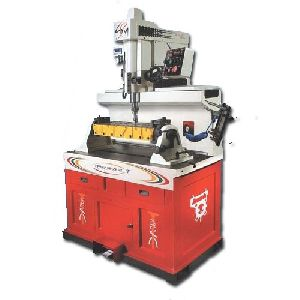 Cylinder Head Valve Seat Cutting Machine