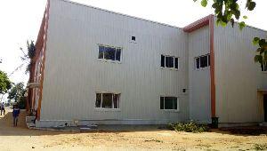 Warehouses & Auditorium Turnkey Solution
