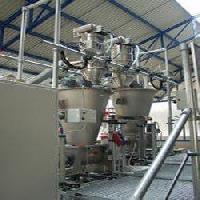 Vacuum Batch Conveyor System