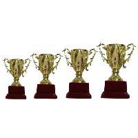 Gold Finish Winner Cups  (bt 001)