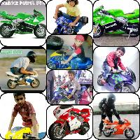 Kides Sports 49cc Bike