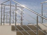 Stainless Steel Modular Balustrade