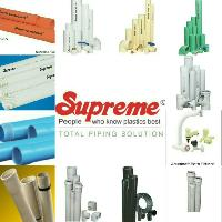Supreme plastic pipes