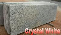 Granite Slabs - Crystal White