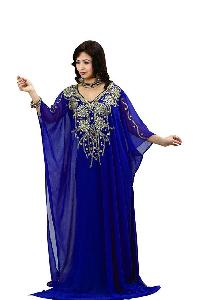 Embroidered Kaftans D.NO.0012