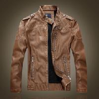 Men Designer Leather Jacket