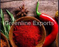Dry red chilly Powder