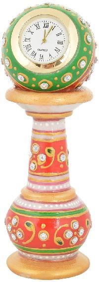 Kamakshi Marble Piller Watch