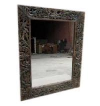 Antique Framed Mirror