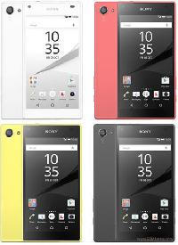 Brand New Unlocked Sony Xperia Z5 compact 32GB LTE Black, White, Pink,