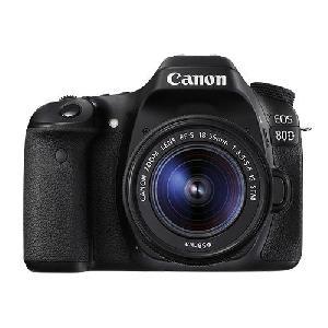 18-55mm EF-S IS STM Lens Canon EOS 80D Digital SLR Camera